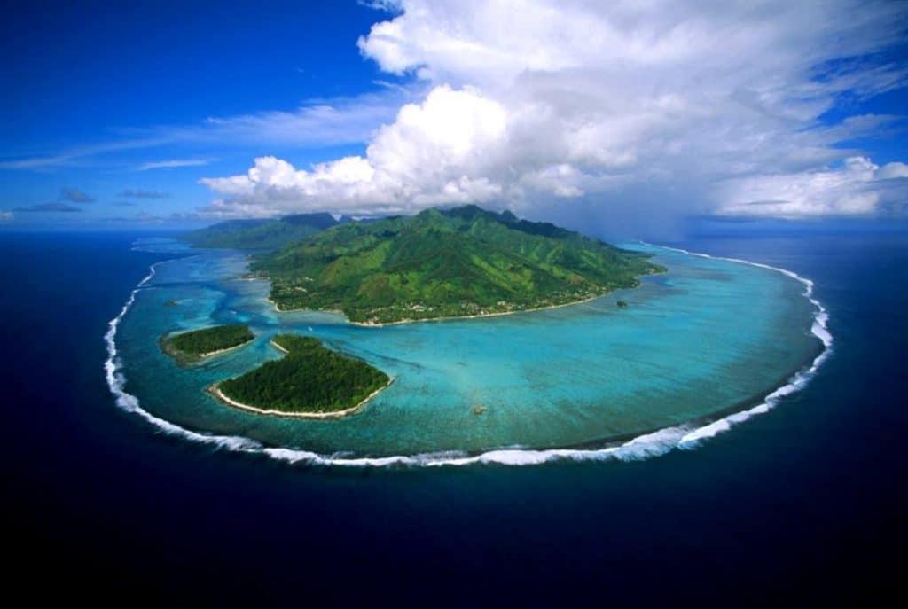 Una regione di isole
